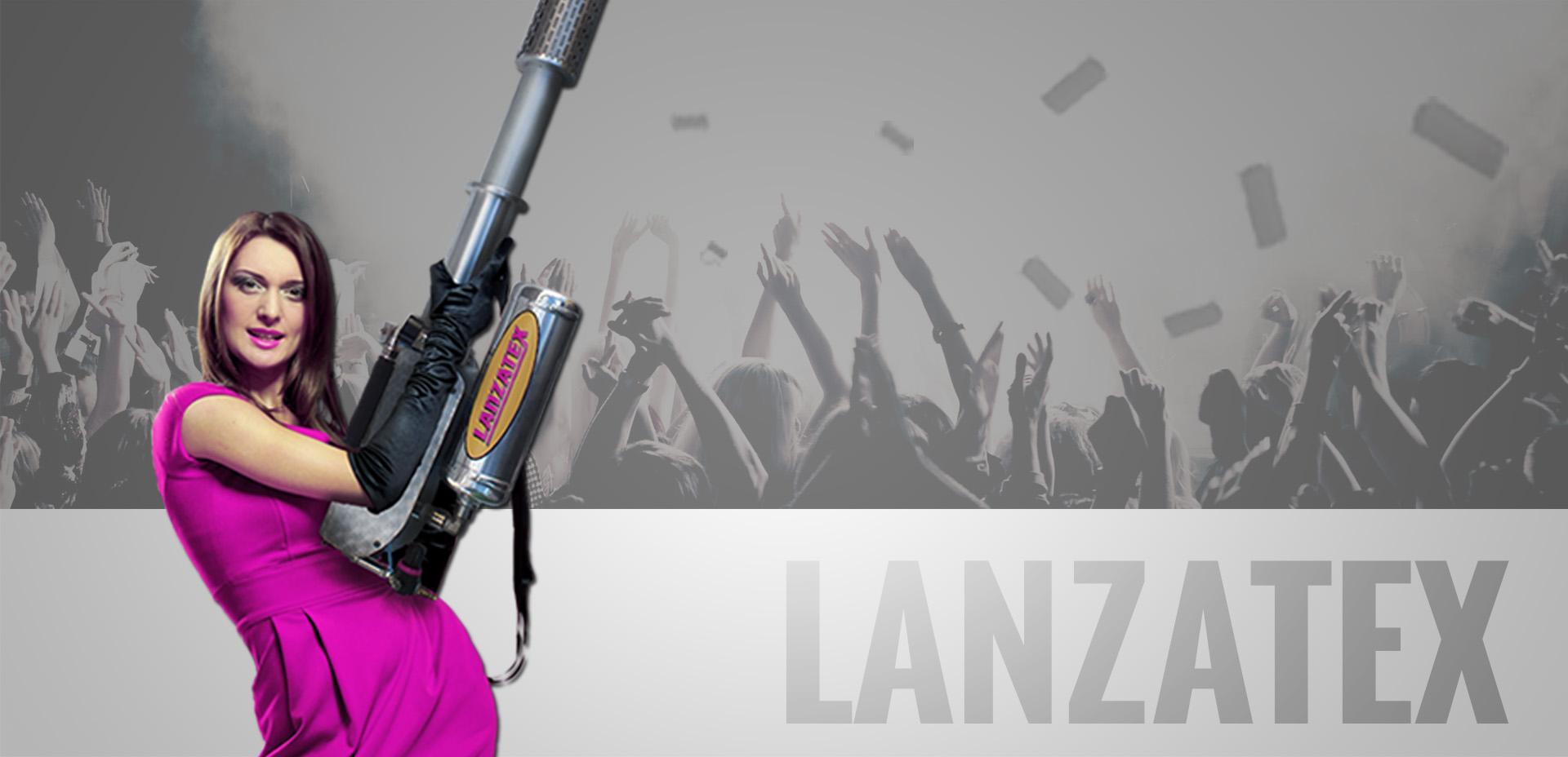 Lanzacamisetas Lanzatex