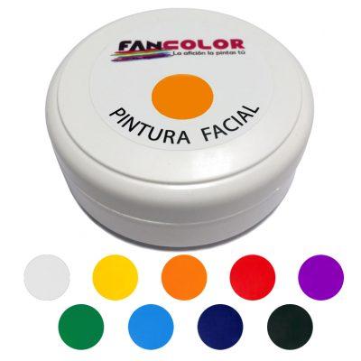 pintura facial 50ml tot