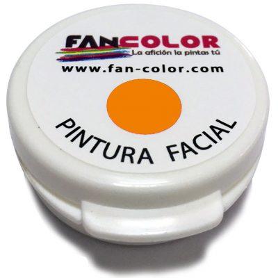 pintura-facial-naranja
