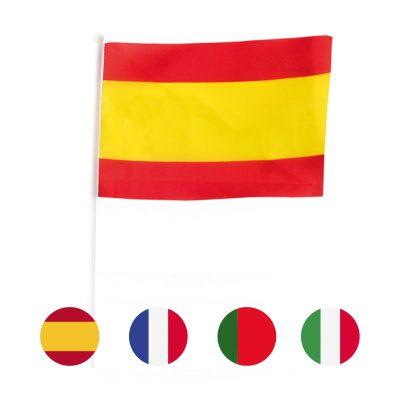 mini bandera P