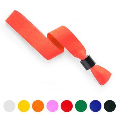 Pulsera plasker con cierre en 8 colores